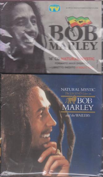 Gli speciali musicali di Sorrisi - n. 22 - 11/12/2020 - Bob Marley - 16° cd -Natural  Mystic  settimanale