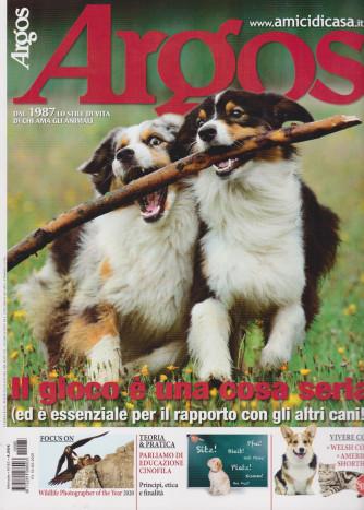 Argos - n. 85 - mensile - 12/2/2021