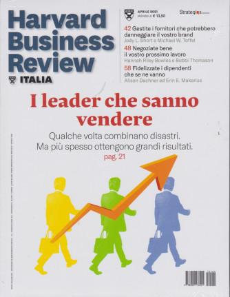 Harward Business Review Italia - + Storie di fabbrica predittiva n. 4-aprile 2021 - mensile - 2 riviste