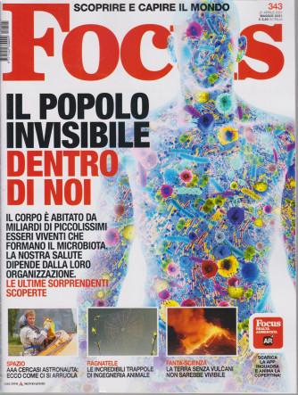 Focus - n. 343 - maggio   2021 - mensile