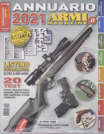Annuario 2021 - Armi magazine - n. 17 - annuale