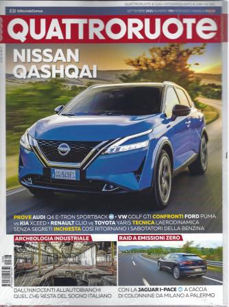 Quattroruote +Q Usato - n. 793  - settembre 2021 - trimestrale - 2 riviste