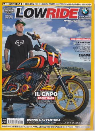 Low Ride - n. 154 - aprile   2021 - mensile