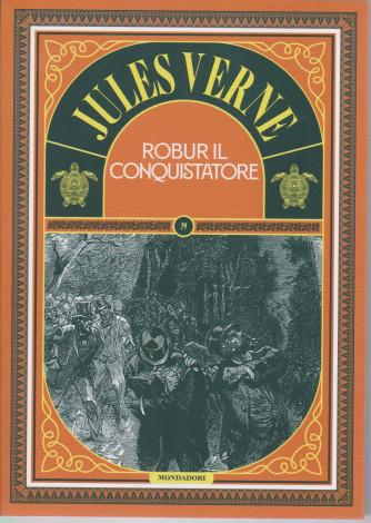 Jules Verne - Robur il conquistatore -   n. 89  -25/5/2021 - settimanale - 189  pagine