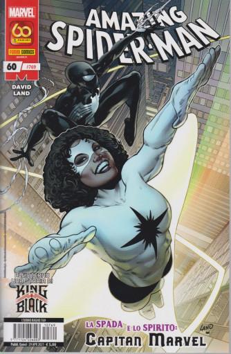 Uomo Ragno -Amazing Spider Man - La spada e lo spirito: Capitan Marvel     n. 769 - quindicinale - 29 aprile   2021