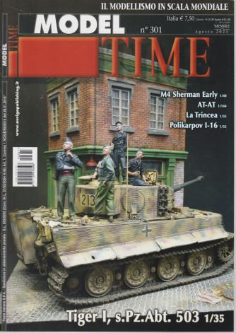 Model Time - n. 301- mensile -agosto  2021