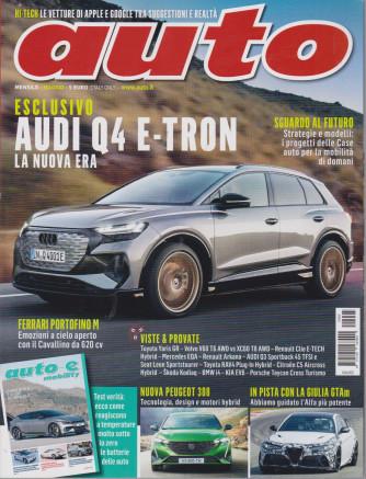 Auto - n. 5- mensile -maggio 2021