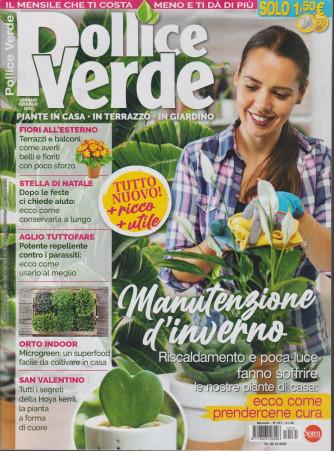 Pollice verde - n. 131 - mensile - gennaio - febbraio 2021