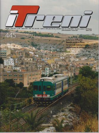 I Treni - n. 445 - marzo  2021 - mensile