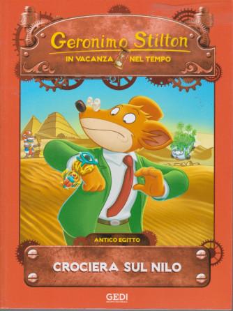 Geronimo Stilton - In vacanza nel tempo - Crociera sul Nilo - n. 1 - settimanale - 7/7/2021