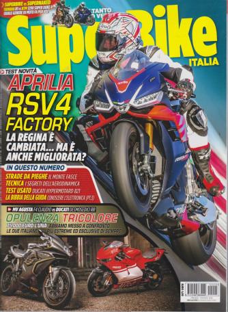 Superbike Italia - n. 5 - mensile - maggio  2021 -