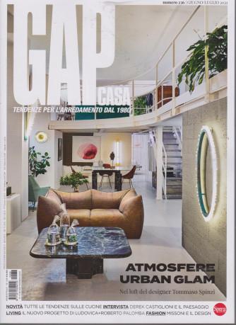 Gap Casa - n. 236 - giugno - luglio  2021 - bimestrale