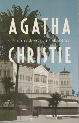 I grandi autori - n. 11 - Agatha Christie -C'è un cadavere in biblioteca - 9/3/2021- settimanale - 207  pagine