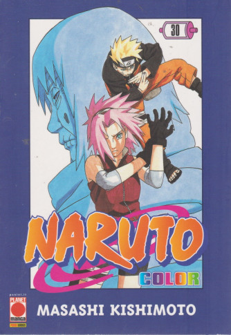 Naruto color - n. 30  settimanale -