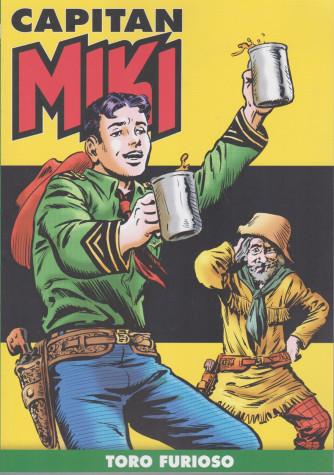 Capitan Miki  - n. 101 - Toro furioso - settimanale
