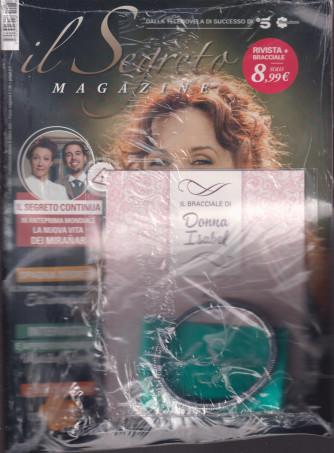Il Segreto Magazine + bracciale - n. 86 -12 ottobre 2021  - mensile