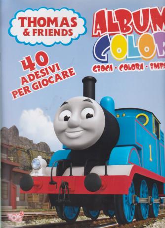 Toys2 Thomas & friends - Album color - n. 43 - bimestrale - 18 marzo  2021