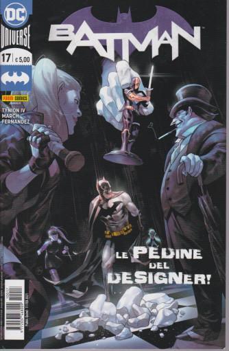 Batman -n. 17- .Le pedine del designer! -  quindicinale -  11 febbraio 2021