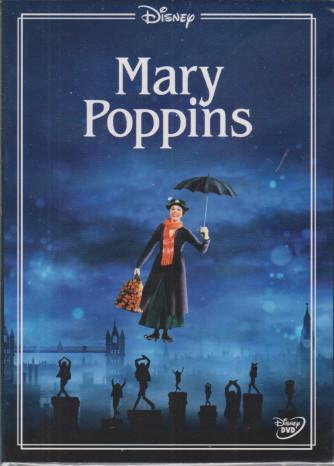 I dvd di Sorrisi 4 n. 16 - Mary Poppins - settimanale -16/2/2021