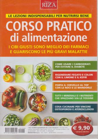 Curarsi mangiando -Corso pratico di alimentazione - n. 155 -luglio   2021