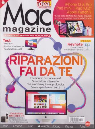 Mac magazine - n. 152 - mensile -novembre 2021