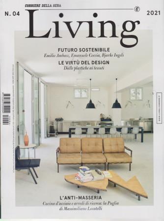 Living - n. 4 - mensile -aprile 2021