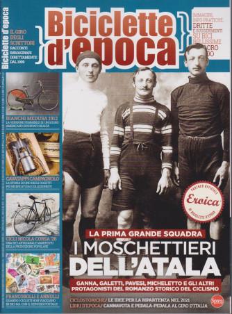 Biciclette d'epoca - n. 47 - bimestrale -gennaio - febbraio 2021