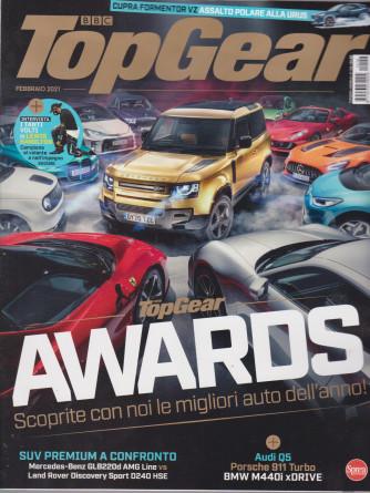 Bbc Top Gear - n. 158 - febbraio 2021 - mensile