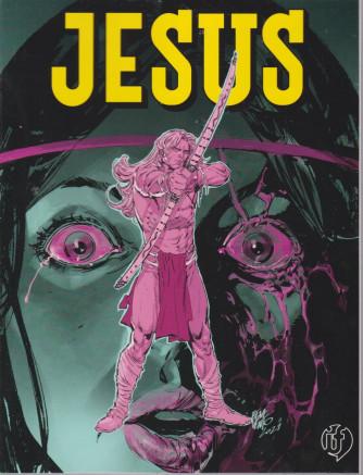 Collana Reprint - Jesus - n. 202 - Sentiero di sangue - I lupi del nord - luglio - agosto  2021  -bimestrale