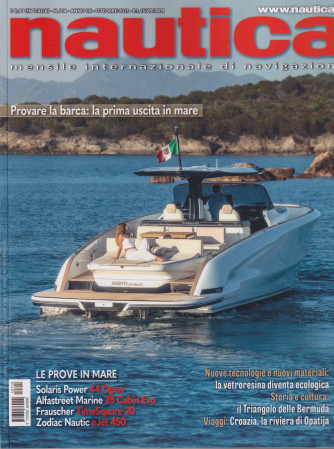 Nautica - n. 714 - mensile -ottobre 2021
