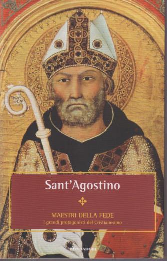 I Libri di Sorrisi 2 - n. 44- Maestri della fede -Sant'Agostino- 1/10/2021- settimanale - 128 pagine