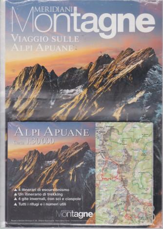 Meridiani Montagne - Viaggio sulle Alpi Apuane - n. 44 - semestrale - 1/9/2017