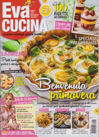 Eva Cucina - n. 4 - mensile -marzo - aprile   2021