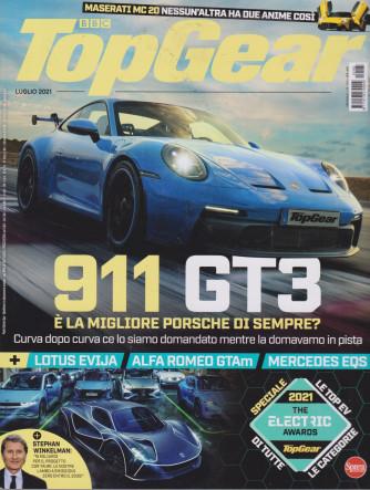 Bbc Top Gear - n. 163 -luglio 2021  - mensile