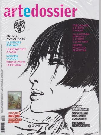 Art e dossier -n. 387  -    mensile - maggio  2021 + Utrillo