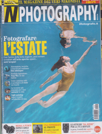 Nikon Photography - n. 106 - mensile -15/6/2021 + speciale - 2 riviste