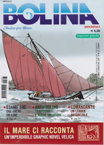 Bolina - n. 397 -giugno  2021- mensile