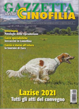 la Gazzetta della Cinofilia Venatoria... mensile n. 4 - aprile  2021