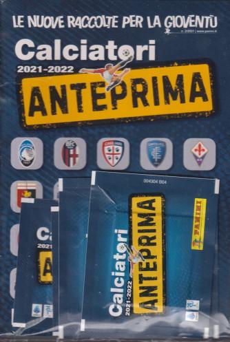 Calciatori 2021-2022 - Anteprima - album + 5 bustine