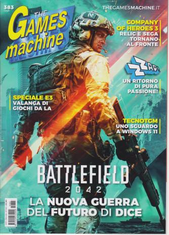 The games machine - n. 383 - 12/7/2021 - mensile