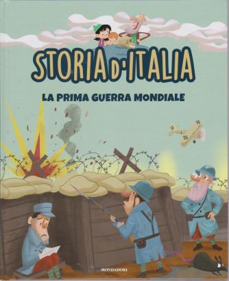 Storia d'Italia -La prima guerra mondiale  - n. 38  -4/5/2021 - settimanale - copertina rigida