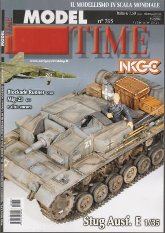 Model Time - n. 295 - mensile - febbraio 2021
