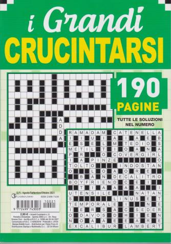 I grandi crucintarsi - n. 21 - agosto - settembre - ottobre 2021 - trimestrale - 190 pagine