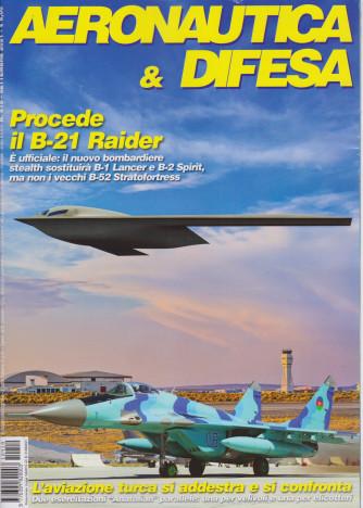 Aeronautica & Difesa - n. 419 - settembre  2021 - mensile