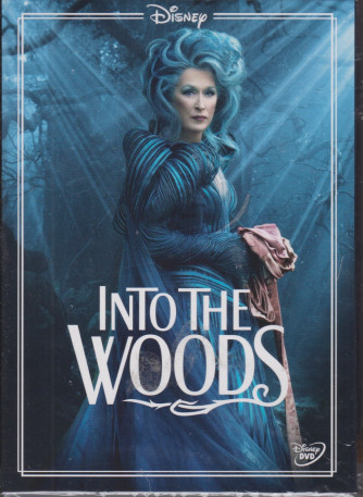I dvd di Sorrisi 4 n. 21 - Into the woods- settimanale - aprile 2021