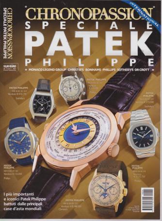 Chronopassion speciale Patek Philippe - n. 4 - 22 luglio 2021 - bimestrale