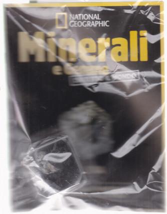 Minerali e gemme da tutto il mondo - National Geographic - Galena- n. 12 - settimanale - 16/4/2021