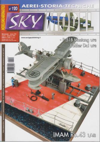 Sky Model - n. 120 - bimestrale - agosto - settembre  2021
