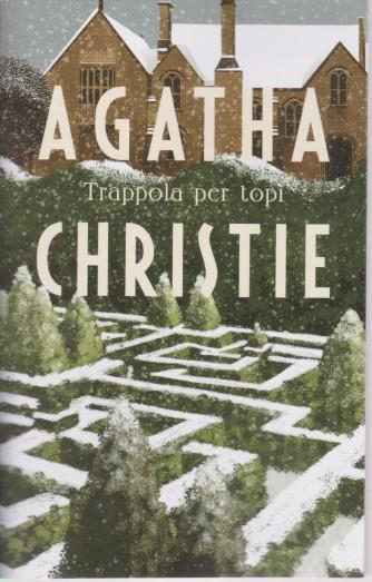 I grandi autori - n. 10 - Agatha Christie -Trappola per topi  - 2/3/2021- settimanale - 120 pagine