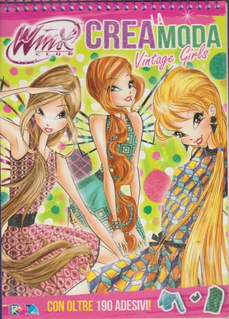 Winx Club Crea la moda - n. 27 - 20/2/2021- bimestrale - con spirale